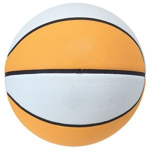 Size 6 Rubber Basketball