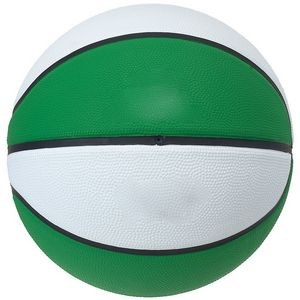 Size 7 Full Size Rubber Basketball