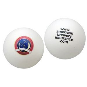 Printed Ping Pong Ball
